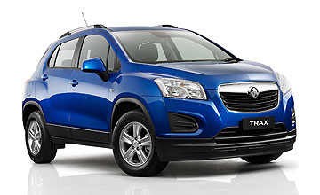2013 Holden Trax LS Car Review