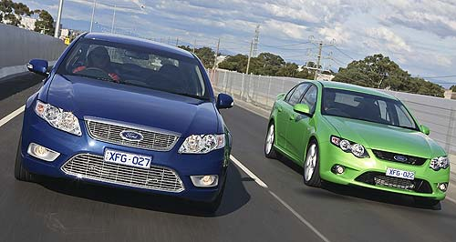 VFACTS Sales 2011 Low-flying Falcon: Ford's locally-made large car tumbled to just 1157 sales last month.