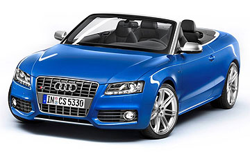 2009 Audi A5 S5 Cabriolet Car Review