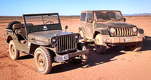 Driven: Jeep celebrates 75 years with four specials