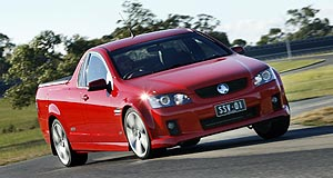Holden Commodore ute Undone: Holden's VE Ute has been recalled for what Holden says is a precautionary safety recall.