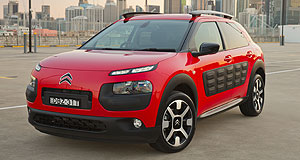 Citroen C4 Cactus rangePrickly Parisian: The C4 Cactus range brings unique styling and French flair to the compact SUV segment.