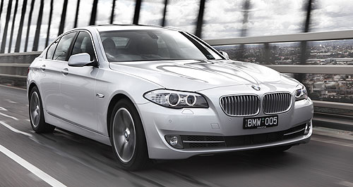 BMW 5 Series ActiveHybrid 5Niche performer: BMW expects to import about 20 ActiveHybrid 5 hybrid sedans this year as it dips its toe into electric motoring in Australia.