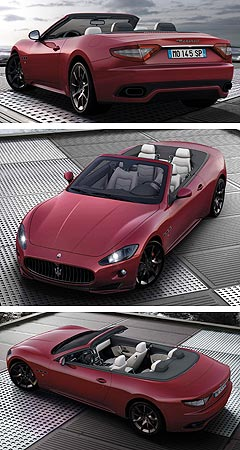 Maserati2012 GranCabrio center image