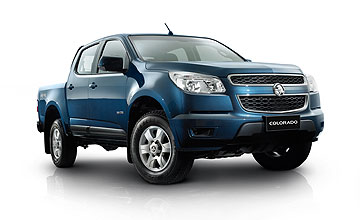 2012 Holden Colorado range Car Review