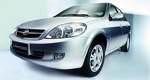 "Lifan  Not yet: Lifan's 520 is ""indefinitely postponed"", along with other potential Chinese imports."