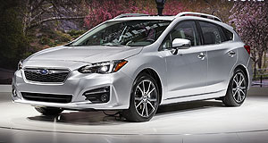 Subaru 2016 Impreza Imprezive: Subaru's new Impreza becomes the first model to benefit from Subaru's new global vehicle architecture.