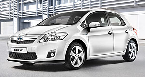 Toyota 2012 Corolla HybridWanted: The Auris (Corolla) Hybrid is already on sale in Europe and Australia could be next.