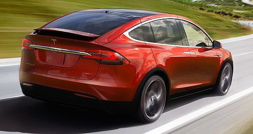 tesla confirms model x range opener goauto. Black Bedroom Furniture Sets. Home Design Ideas