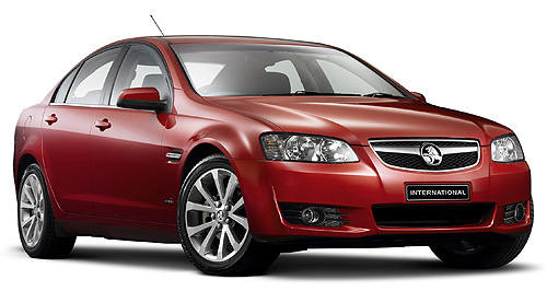 Holden  No small hit: The Holden Cruze trails the Commodore by just 6387 sales to the end of October this year, despite being offered in sedan-only guise until this month.
