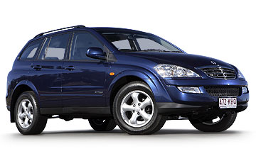 2007 SsangYong Kyron 5-dr wagon range Car Review