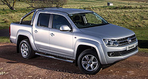Volkswagen  OK computer: The so-called 23R7 Engine Control Unit campaign is already being executed on Volkswagen Amarok vehicles, to resolve the widely publicised emissions test defeat device.