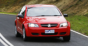Holden Commodore Each way bet: Holden's popular Commodore Omega gets a less powerful, more efficient V6 - but there's no sign of the Active Fuel Management system V8 autos gain from January.
