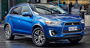 Market Insight Market Insight 2016 Riding high: The ASX was Mitsubishi's top-selling SUV last year with 13,557 units, but its passenger car sales were off the pace compared with 2014.