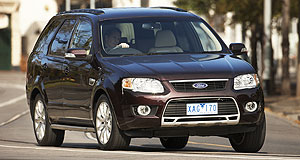 Ford 2011 Territory Hand me down: The diesel V6 to be introduced in the Ford Territory in 2011 has been used in prestige vehicles such as the Land Rover Discovery and Jaguar XJ.