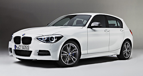 BMW 1 Series M135iWhite lightning: BMW's new M135i will comfortably become the hottest hatch in Australia when it hits the road here in October.