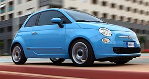 Fiat 2010 500 TwinAirTwo up: Fiat's 500 has a new bambino engine with just two cylinders.