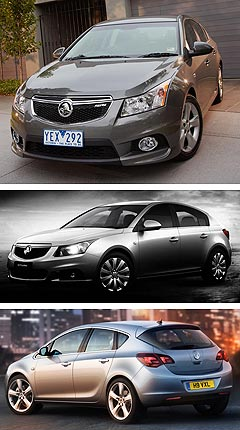 Holden2012 Cruze center image