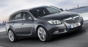 Opel 2010 Insignia wagonReal estate: GM will reveal full Insignia wagon specs at the Paris show.