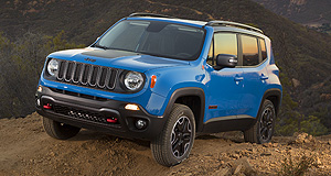 Jeep Renegade Jeep thrills: Customers who paid 2015 prices for their Renegade will be getting a cash-back card to the value of 2016 reductions.