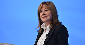 General News People Twin roles: Mary Barra will be both CEO and chairman of GM, allowing her to put her stamp more completely on the automotive giant.