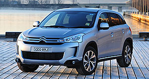 Citroen  Tango in Paris: Citroen vehicles such as the C4 Aircross will be handled along with Peugeot cars from 2013.