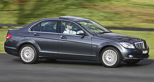 Mercedes-Benz C-Class In the bag: Mercedes-Benz is writing to W204 C-Class owners in the hunt for corroded restraint system control units.
