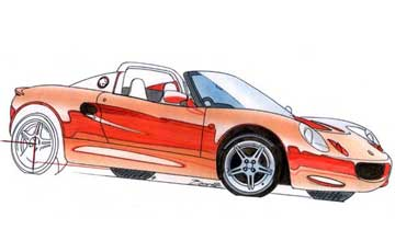1997 Lotus Elise convertible | GoAuto - something