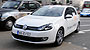 Volkswagen 2013 Golf E-Motion