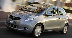 Toyota Yaris Ya, is good: Yaris has been developed to top European supermini standards.
