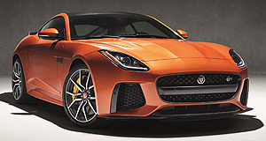 Jaguar  Fire trail: Jaguar's F-Type SVR will follow the Range Rover Sport SVR and Range Rover SVAutobiography to Australia, but more skunkworks vehicles are on their way.