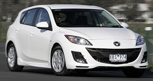 Production for the Mazda 3 Still Continues