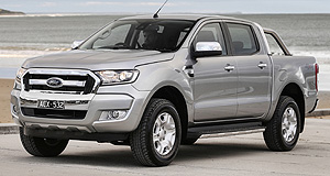 NZ sales  High note: The Ford Ranger was again the best-selling light-commercial vehicle in New Zealand last month and it was the second best-selling model overall.