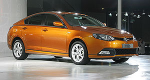 MG 2010 MG6 Phoenix rises: MG is set to launch a new UK-designed model, the MG6, with an 1.8-litre engine.