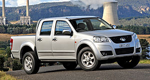 Great Wall V200 Harness safety: The latest safety recall for the Great Wall V200 involves an electrical short that could flatten the ute's battery.