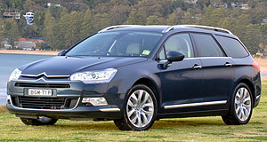 Citroen C5 Wagon woes: Two tailgate problems are among a total of four for the C5 Tourer.