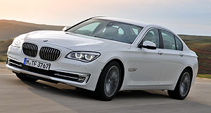 "BMW  Taxing issue: The BMW 7 Series is one of the cars impacted by the ""iniquitous"" luxury car tax, says BMW."