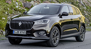 Borgward  Only child: Borgward's only vehicle to date is the BX7 SUV, but quite what form its next offering will take remains to be seen.