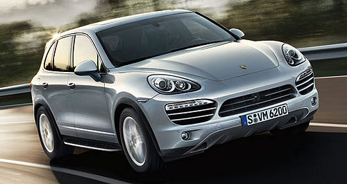 General News Regulation Cayenne in, wine out: Porsche Argentina has taken to exporting wine from the South American country as part of a new non-tariff restriction.