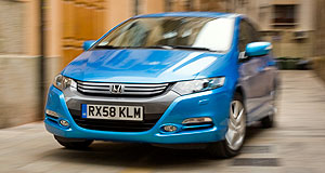 Honda 2010 Insight Contender: The hybrid Honda Insight will target the premium hatchback market if exchange rates are favourable.