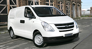 Hyundai iLoad Power cut: Hyundai iLoad diesel vans will get a new six-speed manual gearbox this week, at the expense of reduced power and torque outputs.