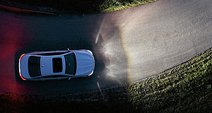 General News Safety Round the bend: Adaptive headlights have proved effective at reducing US car insurance claims.