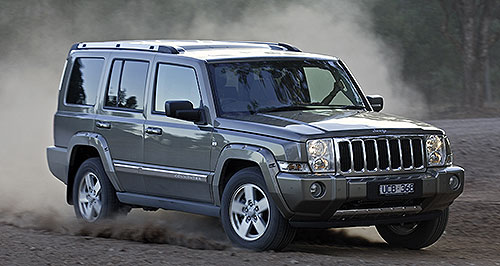 jeep next jeep grand cherokee set to spawn seven seater goauto. Black Bedroom Furniture Sets. Home Design Ideas