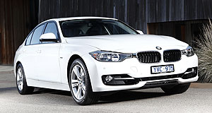 BMW 3 Series Top Three: BMW's 320i is powered by the same 2.0-litre turbocharged four as the 328i, but with less power and torque.