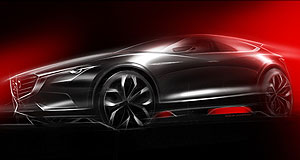 Frankfurt 2015 Going Beyond: Mazda plans to unveil its new Koeru concept car at this year's Frankfurt show.