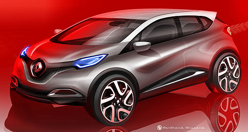 renault captur rs unlikely for now goauto. Black Bedroom Furniture Sets. Home Design Ideas