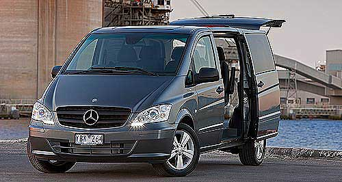 Mercedes-Benz Vito rangeVito: Mercedes has streamlined the model range on its updated Vito.