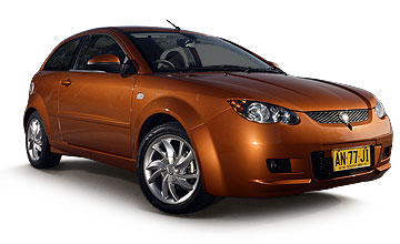 2007 Proton Satria Neo range Car Review