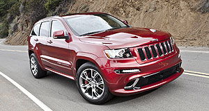Jeep Grand Cherokee SRT8Jeepers creepers: Australian launch timing for the Jeep Grand Cherokee SRT8 flagship has slipped back for a second time.