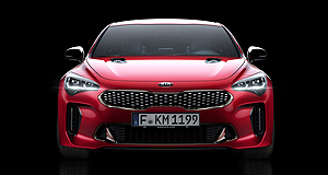 Kia Stinger Style council: The Stinger will appeal to buyers looking for a grand tourer as opposed to a dynamic, fast mid-sizer, according to chief designer Gregory Guillaume.